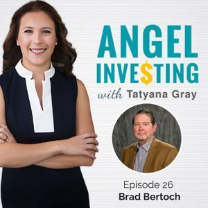 AI026: VentureCapital.org - How This Non-Profit Accelerator Helps Mentor New Investors with Brad Ber