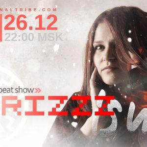 Kristina Krizzz - Krizzz Is Me #07 (26.12.18 Criminal Tribe Radio) [RU]