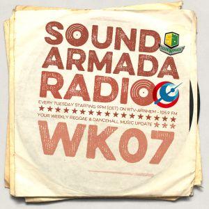 Sound Armada Radio Show Week 07 - 2015