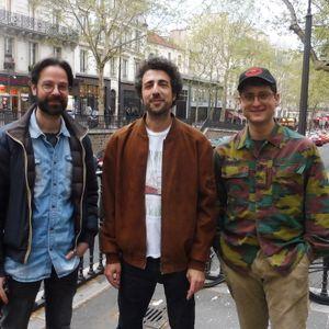 Poulet Bicyclette (09.04.19)  w/Dave, David & Vincent Privat