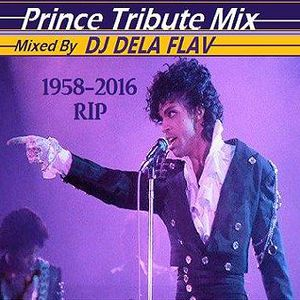 DJ DELA FLAV-Prince (Tribute Mix)