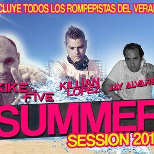Summer Sessions by Killian Lopez-Kike Five-Jay Alvarez