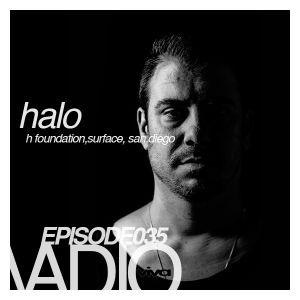 VADIO 035 :: HALO Live @ THIS!