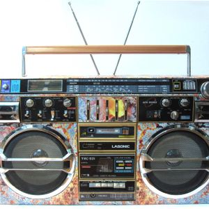 ABSTRACTS BOOM BOX MIX