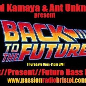 Passion Radio Bristol 01/03/12 (part #3 Kid Kamaya)