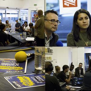 """""""Quelle est votre Europe ?"""" - Consultations citoyennes: débats en direct - 12/10/2018"""