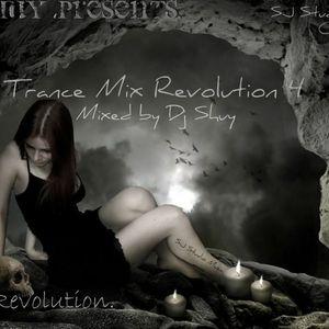 Trance Mix Revolution 4 Mixed By Dj Shuy