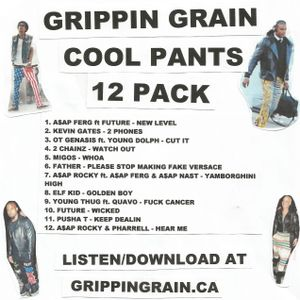 COOL PANTS 12 PACK