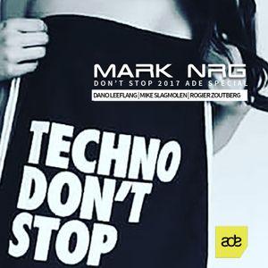 MARK NRG - Don't Stop (134BPM 2017 RMX DJ Dano | Mike Slagmolen)