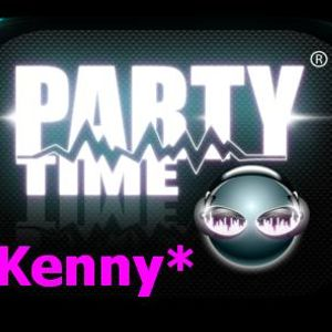 Kenny-Party Time SET