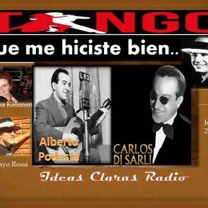 Tango que me hiciste bien.. 26/12/2013