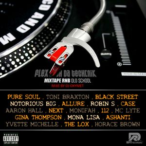 DJ OXYMET - Mixtape Old School RNB - Vol 1