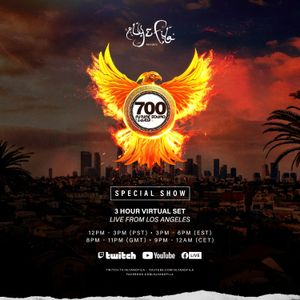 Future Sound of Egypt 700 with Aly & Fila (3 hour Virtual Live Stream From Los Angeles)