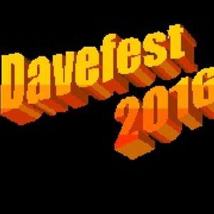 Davefest 2016 Afternoon background Music