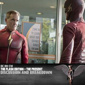 The Flash Edition – The Present