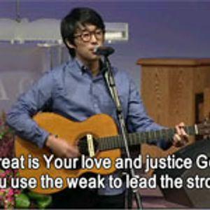 2012/11/25 HolyWave Praise Worship