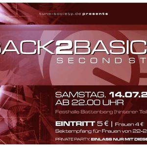 Mephisto @ Back2Basics Second Step (Battenberg 14.07.07) part 1