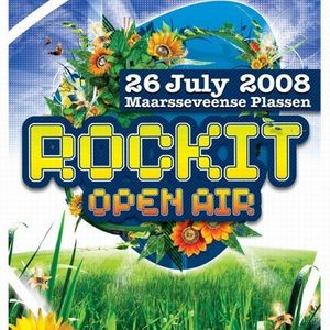 Rauwkost LivePA @ Rockit Open Air (Maarsseveense Plassen, NL) 26-07-08