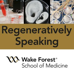 Regeneratively Speaking 15: Inflammasome Regulation for Disease [Thacker]