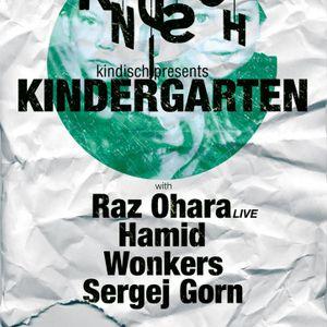 Sergej Gorn Live Mix @ Chalet September'12