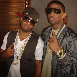 Red Cafe meets Fabolous - The Hottest Mixtape In The Hood