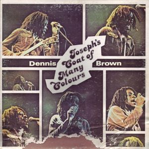 Dennis Brown - Josephs Coat Of Many Colours Out of Print LP Rip