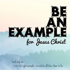 """""""Wees anders. Wees een voorbeeld!"""" - Br. Jordy Manikus 14-9-2014"""