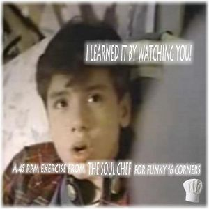 I Learned It By Watching You - a special guest mix for Funky 16 Corners