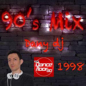 radio dancefloor 90's mix 1998 03 10 2015