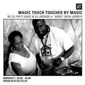 """NTS Live London Guest Mix """"4our"""" DJ Jigsaw & DJ Patti Kane"""
