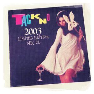 Tackno Volume 3 (2003)