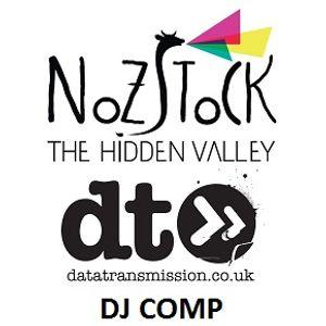 Nozstock Data Transmission DJ Comp 2015 - Halftone & Imba.