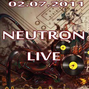 Neutron live at Almodobar 2.7.2011
