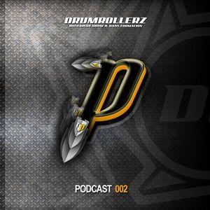 PRESIZE - DRUMROLLERZ Podcast 002