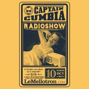 Captain Cumbia Radio Show #37