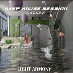 "DJ ROBY J - DEEP HOUSE ""LIGHT ARMONY"""