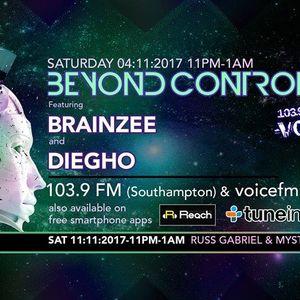 BRAINZEE - Beyond Control 04.11.2017