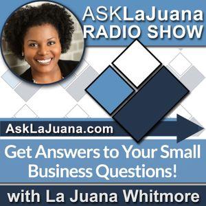 ASK La Juana - 0015 - w/ Domonique Scott Co-Founder of Drop N' Shop: Child Entertainment Center in t