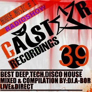 CATSTAR RECORDINGS RADIO SHOW 39