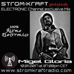 STROM:KRAFT RADIO EXCLUSIVE MIX by  Migel Gloria