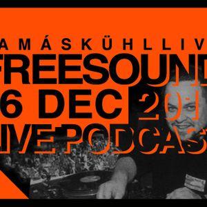 FSL Podcast 16 Dec 2016 - Tamas Kuhl Live