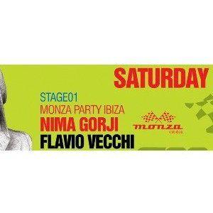 Nima Gorji & Flavio Vecchi @ nu Echoes (at Prince), Riccione - 12.06.2010