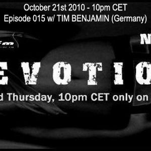 N-tchbl - DEVOTION 015 (October 2010) on Beattunes.com