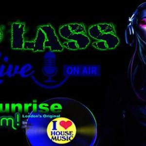 Dj Lass on Sunrisefm.co.uk   Vocal & funky