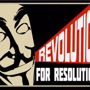 'REVOLUTION FOR RESOLUTION' - January 25, 2017