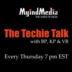 The Techie Talk by KP, BP and VB  -  April 23rd 2015