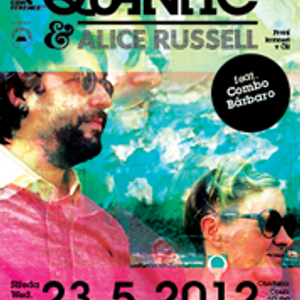 2.5.2012 Estereo - introducing Quantic and celebrating May