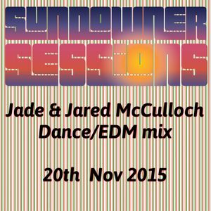 Jade & Jared McCullouch 20th Nov 2015