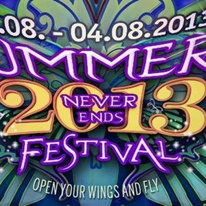 Dj Set @ Summer Never Ends Festival 2013