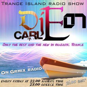 Dj carl E pres Trance Island 07